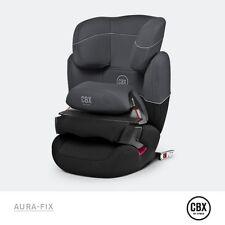 CYBEX AURA-FIX COBBLESTONE GREY 2017 - NEU