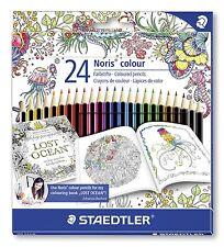 Staedtler 144 Noris Club Colouring Pencils Johanna Basford Edition Pack of 24