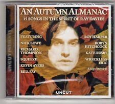 (GQ307) An Autumn Almanac, 15 tracks various artists - 2010 - Sealed Uncut CD