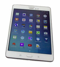 """Samsung Galaxy Tab A 16GB, Wi-Fi + 4G 8"""" Tablet - Black"""