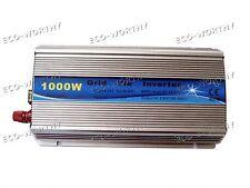 1000W 12V-220V Grid Tie MPPT Function Inverter Solarmodule System Pure Sine Wave