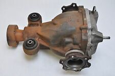 INFINITI G37X Automatic AWD REAR CARRIER AXLE DIFFERENTIAL ASM PUMPKIN OEM