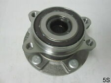 Front Wheel Hub And Bearing Assembly 5 Bolt 513257 Fits RAV4 4-Cyl