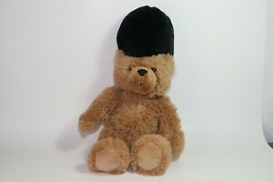 "Harrods Royal Guard Guardsman 14"" Teddy Bear Beef eater Plush Toy"