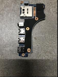 Original Dell Precision 15 7510 Tochterkarte IO Audio USB Port 6 gdmp 06gd