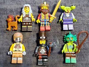 LEGO ABRAHAM LINCOLN SERES 12 COLLECTIBLE MINIFIGURE CMF