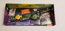 Teenage Mutant Ninja Turtles Tangle Free Telescoping Fishing Combo Color:Green