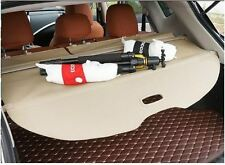 Beige Cargo Cover for Nissan Murano 2015 2016 Retractable Rear Protector