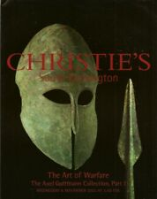 CHRISTIE'S Antique Arms Armour Guttmann Coll 2 Vols