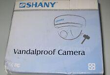 New SHANY MTC-5838HQDN 1/3 Super Hi-Res Vandalproof Day Night Dome Camera 540TVL
