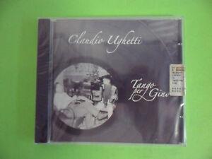 UGHETTI CLAUDIO. TANGO PER GINO. CD AUDIO 2005
