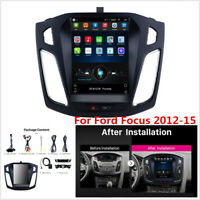 "For Ford Focus 2012-15 9.7"" Android 9.1 1+16GB Car Stereo FM Radio GPS Nav Wifi"