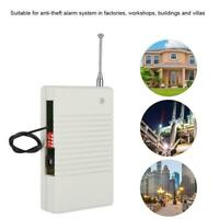 433MHZ Signal Repeater Wireless Extender Booster Transmitter for Alarm System