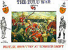 a Call to Arms British Infantry at Rorke's Drift Zulu War Wars Soldier Kit 1 32