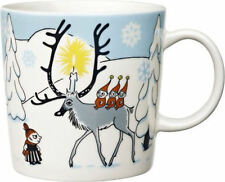 Arabia  Moomin Mug Winter Forest / Talvimetsä 2012