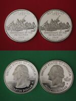 Silver & Clad 1999 S New Jersey Proof Deep Cameo State Quarters Flat Rate Ship
