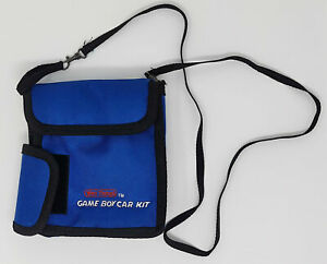 🌟Wild Things GameBoy Color Car Kit Travel Bag Good Condition🌟