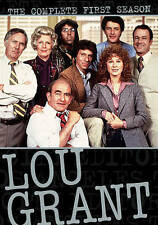 Lou Grant: The Complete First Season 1 (DVD, 2016, 5-Disc Set)
