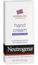 Neutrogena Norwegian Formula Hand Cream (fragrance-free) 56g F/S