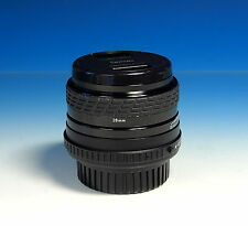 Sigma 28mm/2.8 multi-coated mini-wide II objetivamente lens para Pentax K - (90541)
