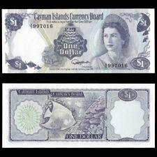 Cayman Islands 1 Dollar, 1974, P-5d, UNC
