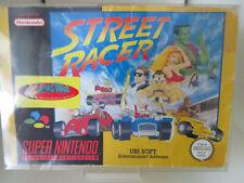 Street Racer (Nintendo SNES) PAL OVP/Modul/Anleitung#52