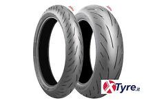 Bridgestone BATTLAX S22 Coppia 120/70-17 58W + 180/55-17 73W DOT NUOVO