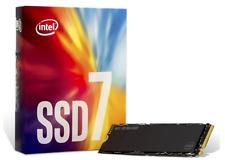 Intel SSD 760p Series M.2-2280 256GB PCI Express 3.0 x4 NVMe Solid State Drive