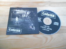 CD Indie CodeJack - Hell Yeah (3 Song) Promo THE ANIMAL FARM cb