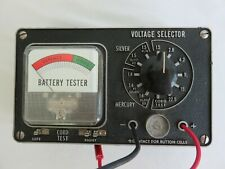 Vintage Electro-Specialties Inc. Ht5 Battery Tester Made in Usa Works