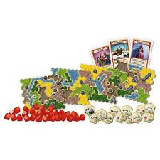 Queen Games 60923 Kingdom Builder Erweiterung 1 Nomads