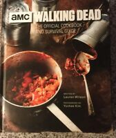 Loot Crate DX The Walking Dead: The Official Cookbook and Survival Guide