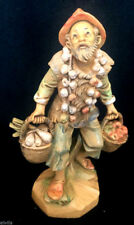 Nathan The Produce Peddler #52598 Fontanini 5 Inch Heirloom Nativity