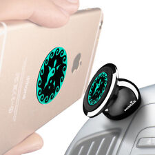 Car Mount Magnetic Steel Cell Phone Holder Dashboard Rotatable Universal Widras
