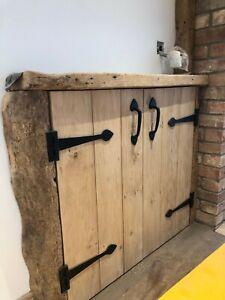 Oak cupboard  doors