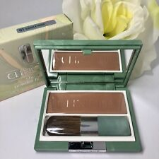 Clinique Sheer Powder Blusher 01 BARELY NUDE ~ .27oz New in Box