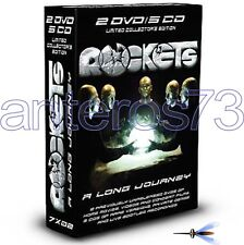 """ROCKETS """"A LONG JOURNEY"""" BOX 2 DVD + 5 CD LIMITED - NEW"""