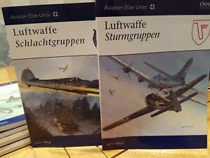 Osprey Aviation Elite 13, Luftwaffe Schlachgruppen. 20, Luftwaffe Sturmgruppen