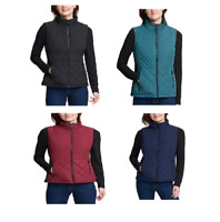 NEW!! Ladies' Andrew Marc Full Zip Quilted Insulated Vest - VARIETY- 2019 D14