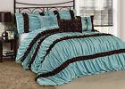 7 Piece Caralina Comforter Set