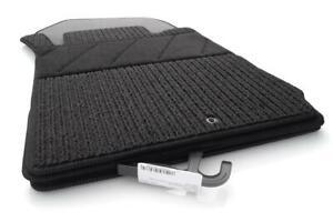 Fußmatten Mercedes E-Klasse W210 S210 Original Rips Qualität Doppelrippe NEU