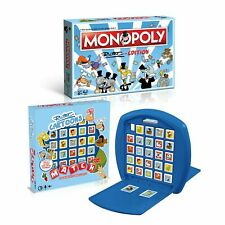 Monopoly Ruthe & MATCH Ruthe im Bundle Gesellschaftsspiel Brettspiel Comic