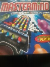 Mastermind Classic Board Game Logic Deduction Crack the Code - *MINT CONDITION*