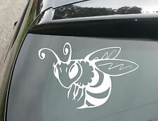 LARGE Bumble Bee Funny Car/Window JDM VW EURO DUB Vinyl Decal Sticker