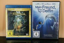 Dschungelbuch - Walt Disney, Mein Freund der Delfin, 2 Kinderfilme
