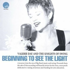 VALERIE DAY - VALERIE DAY & THE KNIGHTS OF SWING NEW CD