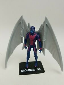 "Marvel Universe X-Men Archangel #15 Series 2 Hasbro Action Figure 3.75"""