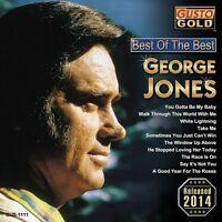 George Jones - Best of the Best [New CD]
