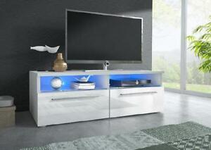TV LED TV Cabinet Rtv Lowboard Television Sideboard Wall High Gloss Base Cabinet