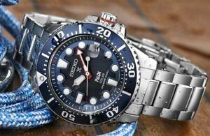 Seiko Prospex PADI Solar Diver's 200M SNE539P1 Men's Watch DE*3